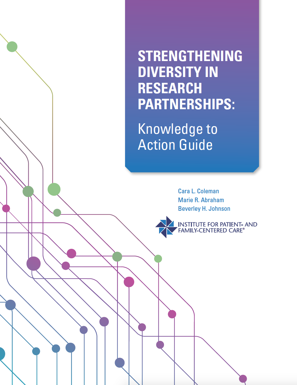 Strengthening Diversity in Research Partnershipss cover