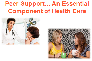 Peer Support - An Essential Component of Health Care